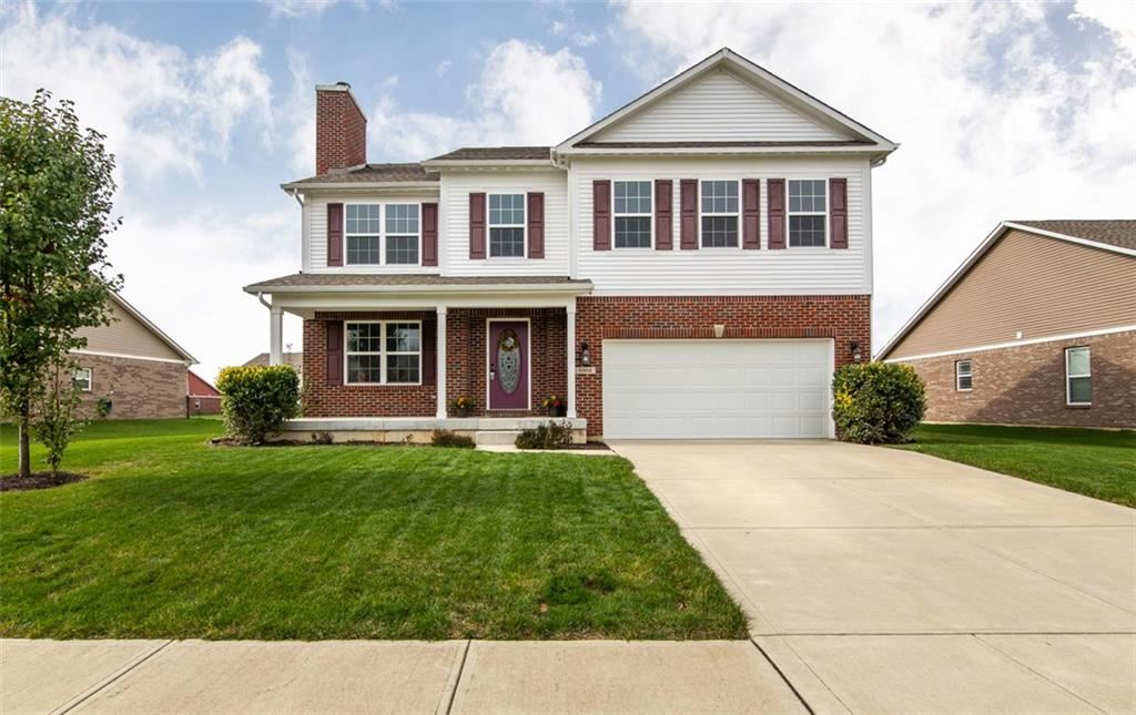3302 South Dendle Drive, New Palestine, IN 46163 - #: 21655018