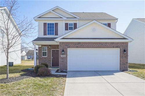 Photo of 19498 Chip Shot Road, Noblesville, IN 46062 (MLS # 21769019)