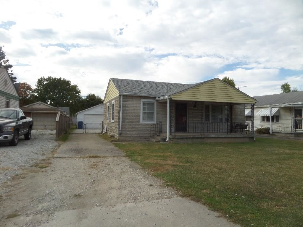 2918 DENISON Street, Indianapolis, IN 46241 - #: 21676019