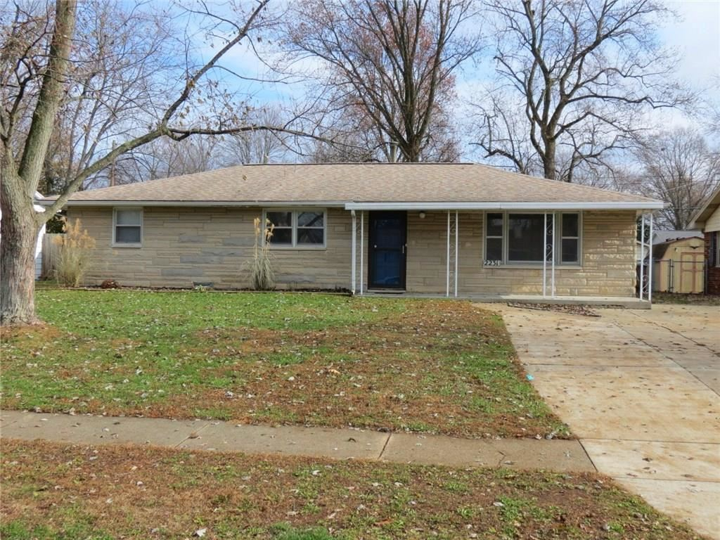 2231 Timbercrest Drive, Columbus, IN 47203 - #: 21684019