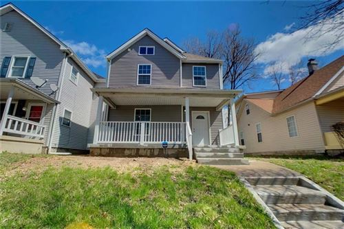 Photo of 2615 Boulevard Place, Indianapolis, IN 46208 (MLS # 21703020)