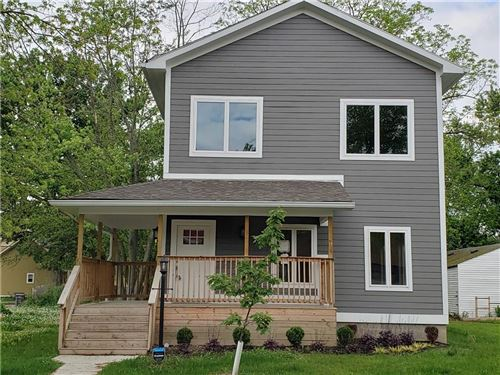 Photo of 528 North Beville Avenue, Indianapolis, IN 46201 (MLS # 21710020)