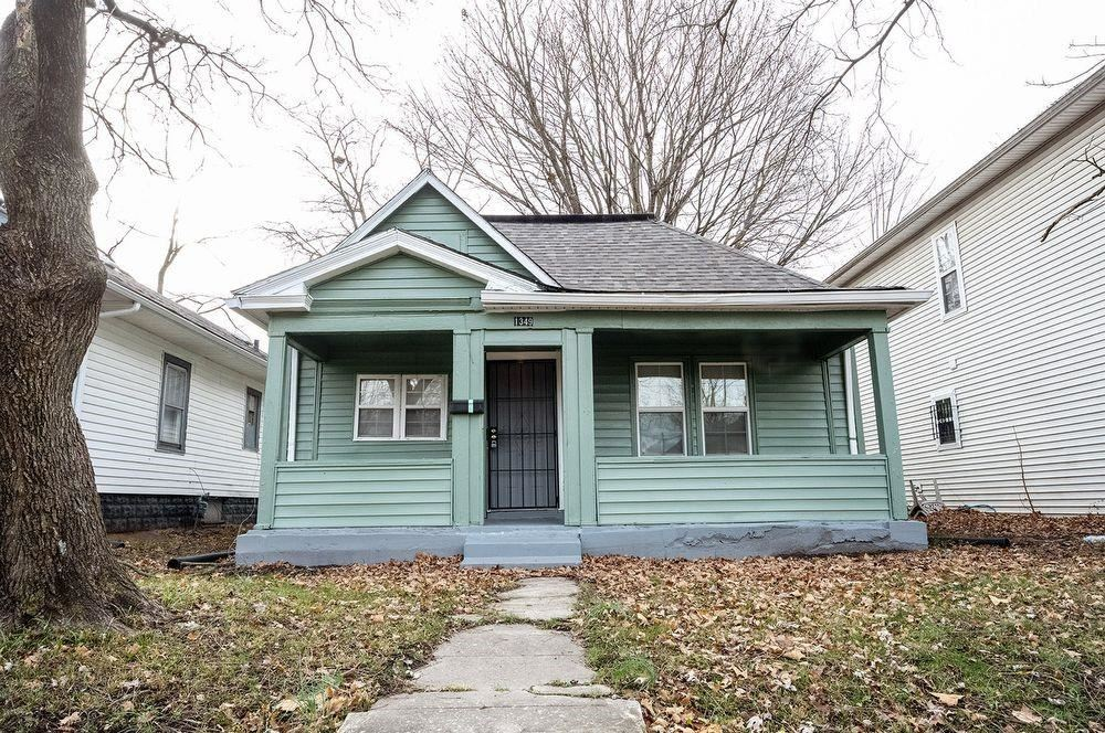 1349 West Roache Street, Indianapolis, IN 46208 - #: 21764020