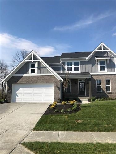 Photo of 1084 Pond View Drive, Greenfield, IN 46140 (MLS # 21755021)