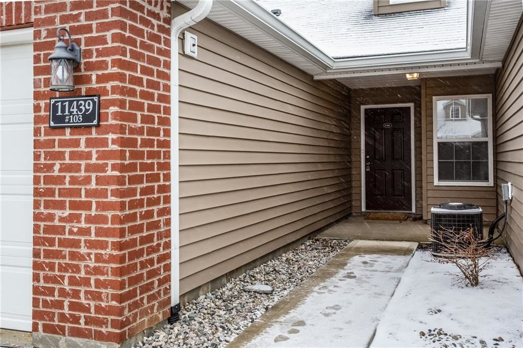 Photo of 11439 Stone Court #103, Fishers, IN 46037 (MLS # 21694021)