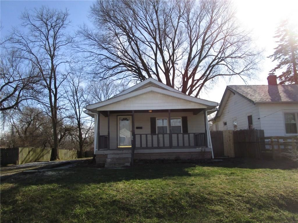 4009 South BROOKVILLE Road, Indianapolis, IN 46201 - #: 21734021