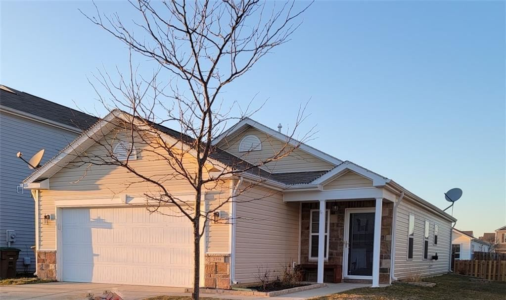 2358 Shadow Bend Drive, Columbus, IN 47201 - #: 21769021