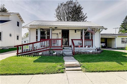 Photo of 716 North East Street, Greenfield, IN 46140 (MLS # 21782022)
