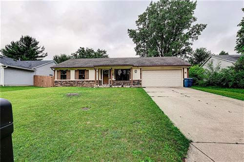 Photo of 4621 TUCSON Drive, Indianapolis, IN 46241 (MLS # 21791023)