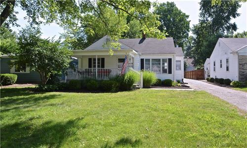 Photo of 5853 Ralston Avenue, Indianapolis, IN 46220 (MLS # 21703024)