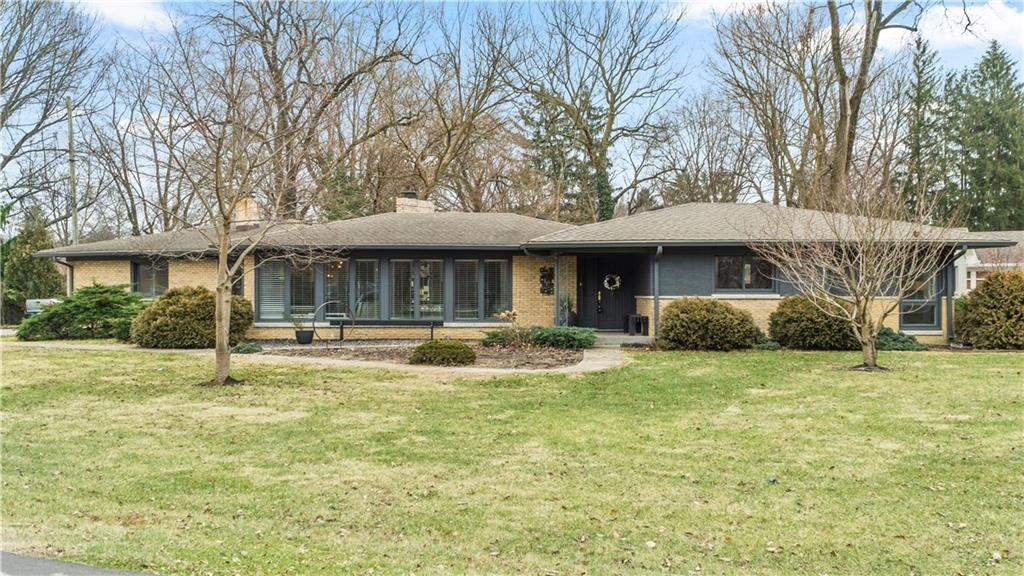 7375 SPRING MILL Road, Indianapolis, IN 46260 - #: 21693024