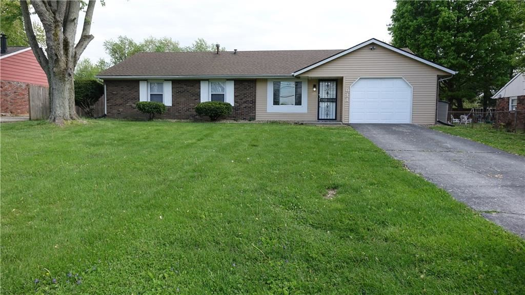 911 West Stop 11 Road, Indianapolis, IN 46217 - #: 21709025