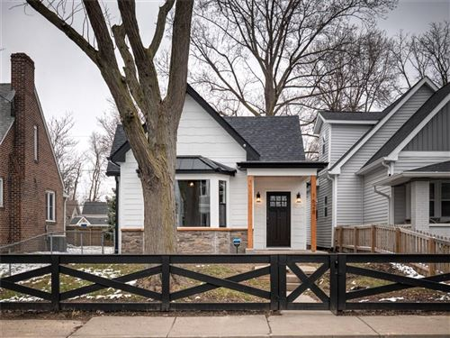 Photo of 1628 Hoyt Avenue, Indianapolis, IN 46203 (MLS # 21697026)