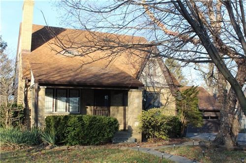 Photo of 1526 North Linwood Avenue, Indianapolis, IN 46201 (MLS # 21747026)