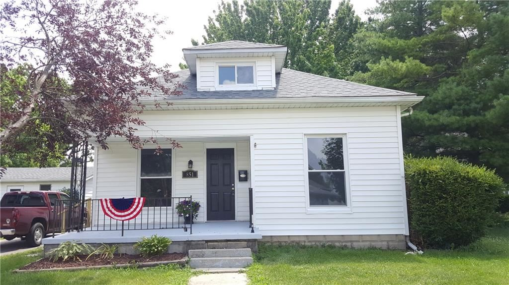 851 North Main Street, Franklin, IN 46131 - #: 21656026