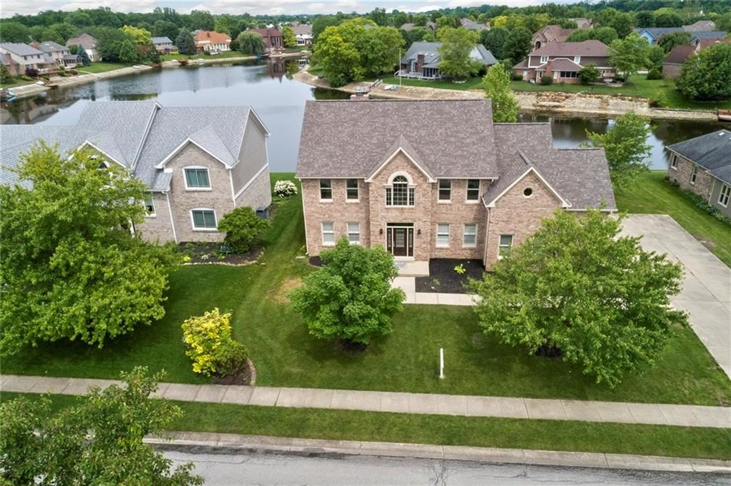 8329 Misty Drive, Indianapolis, IN 46236 - #: 21650027