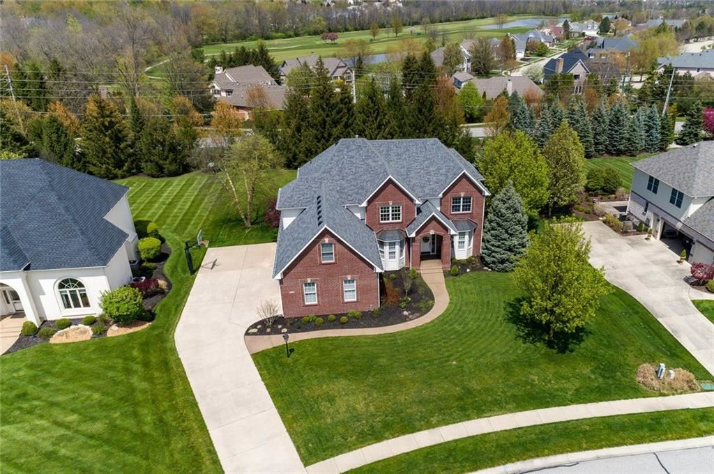 10136 TREMONT Drive, Fishers, IN 46037 - #: 21707027