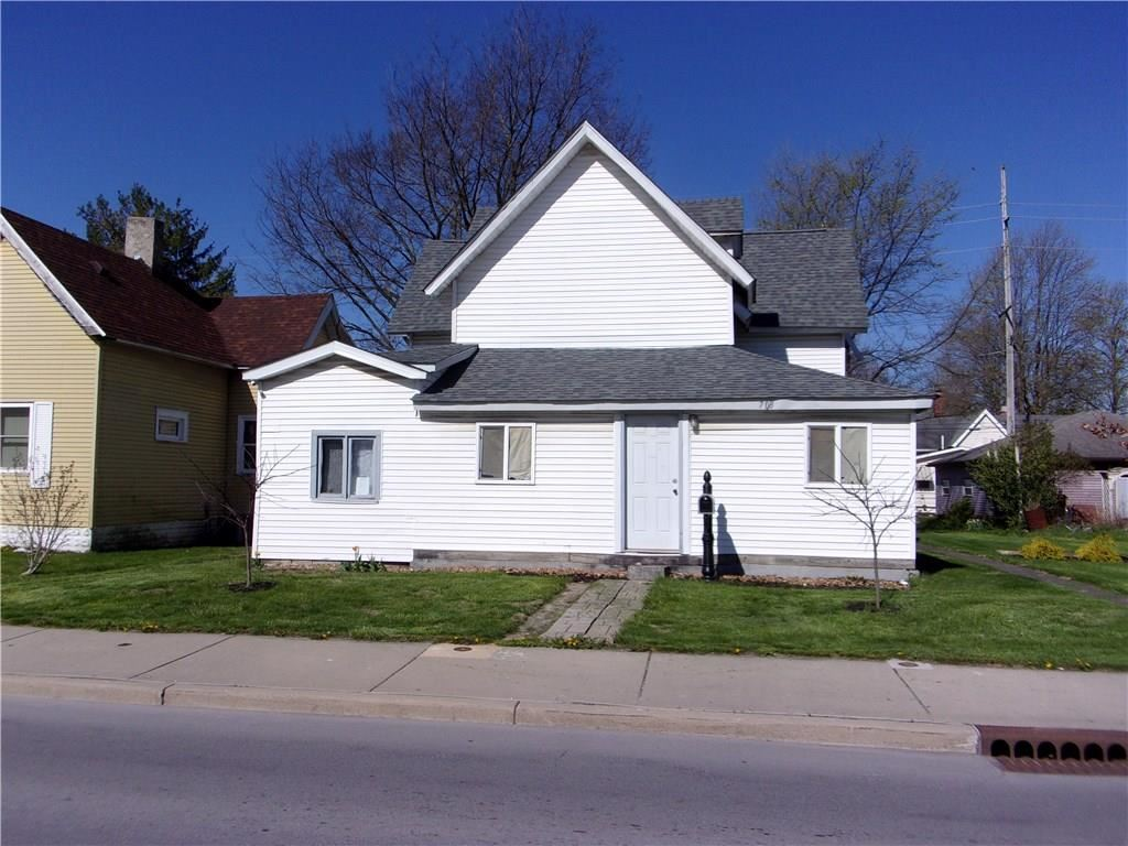 708 South Anderson Street, Elwood, IN 46036 - #: 21706028