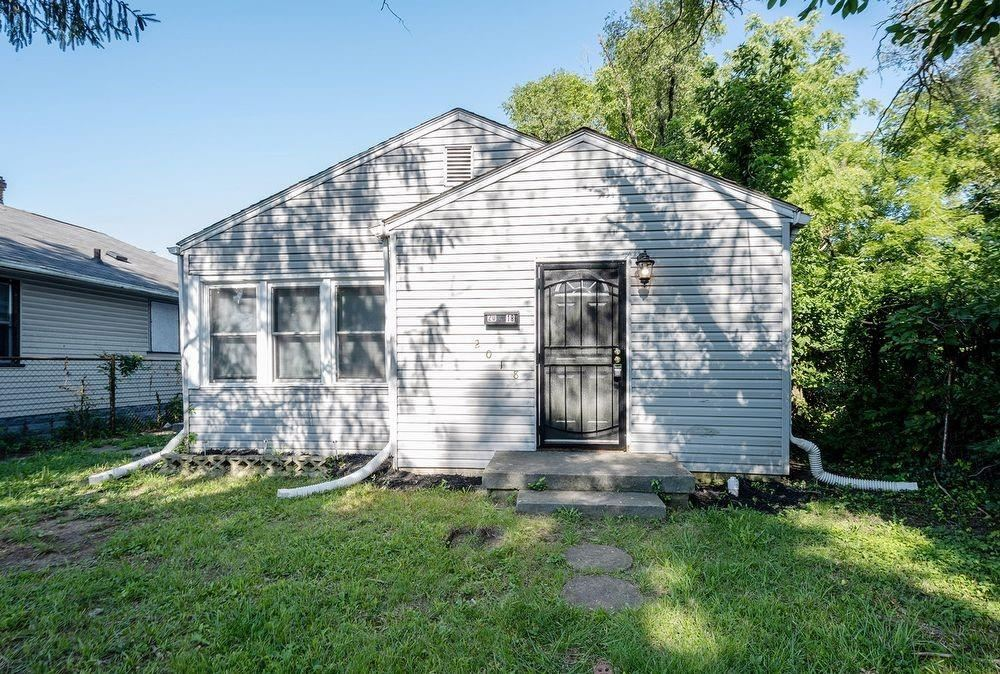2018 North Dearborn Street, Indianapolis, IN 46218 - #: 21764028