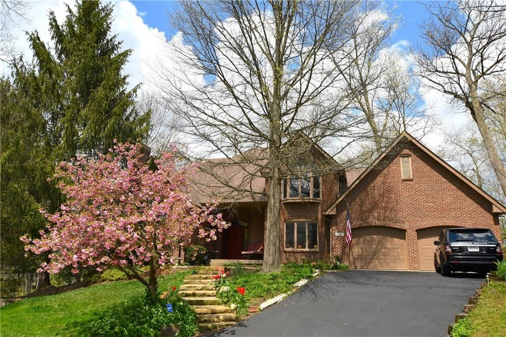10748 Canoe Court, Indianapolis, IN 46236 - #: 21704029