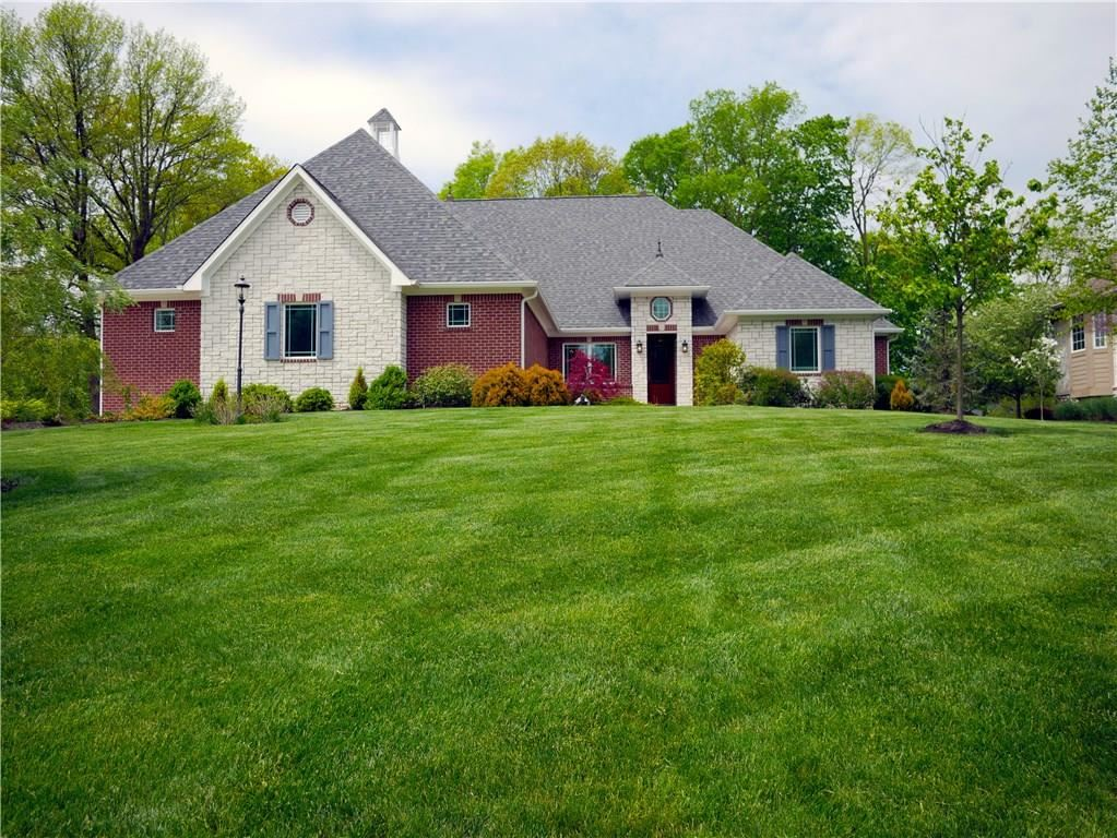 11620 Carriage Lane, Carmel, IN 46033 - #: 21710029