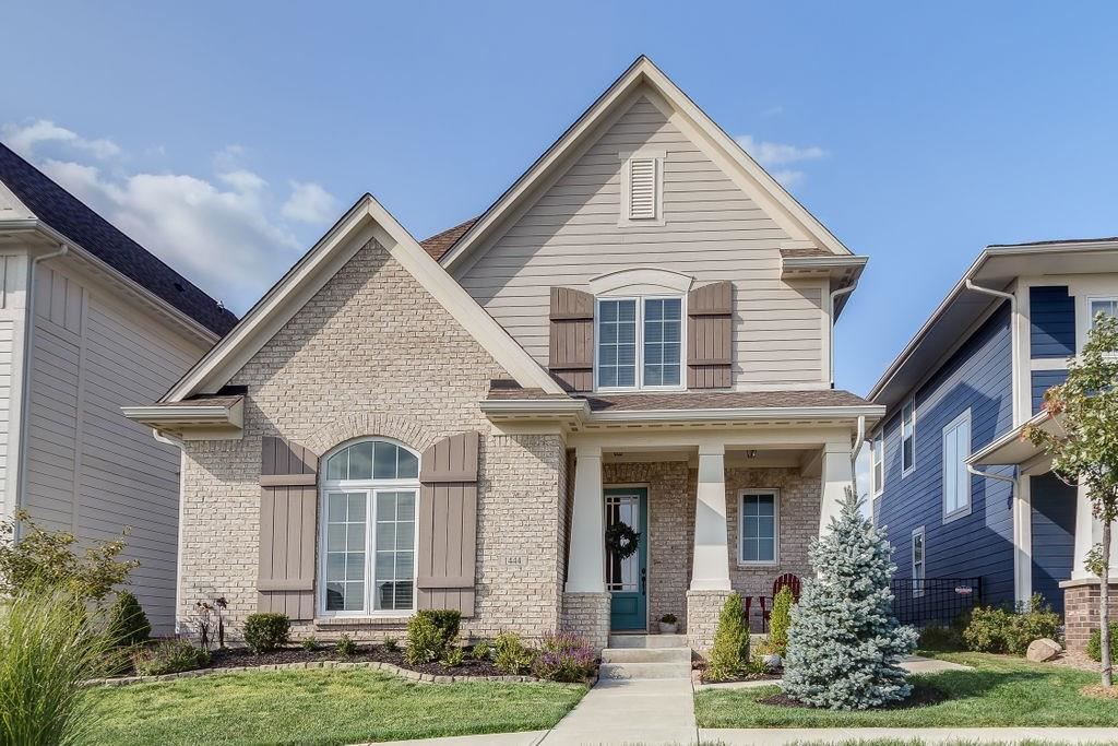 1444 Waterleaf Drive, Westfield, IN 46074 - #: 21738029