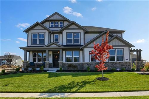 Photo of 7125 Birch Hall Circle, Indianapolis, IN 46259 (MLS # 21742030)