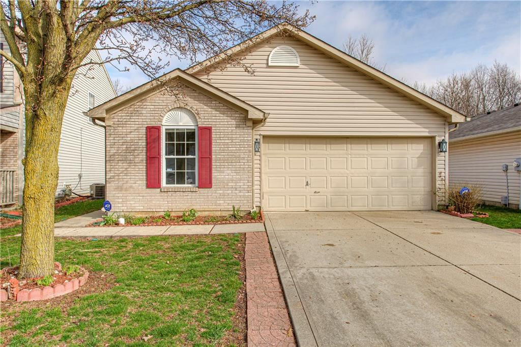 6706 Glenn Meade Drive, Indianapolis, IN 46241 - #: 21702030