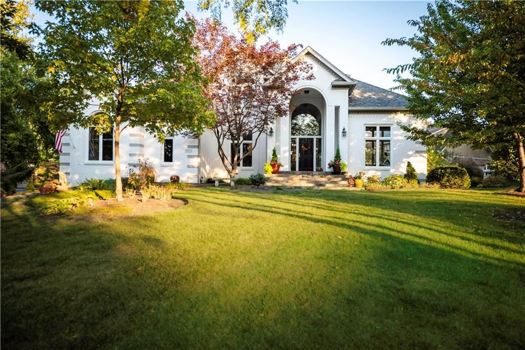 8933 Spider Bay Court, Indianapolis, IN 46236 - #: 21745030