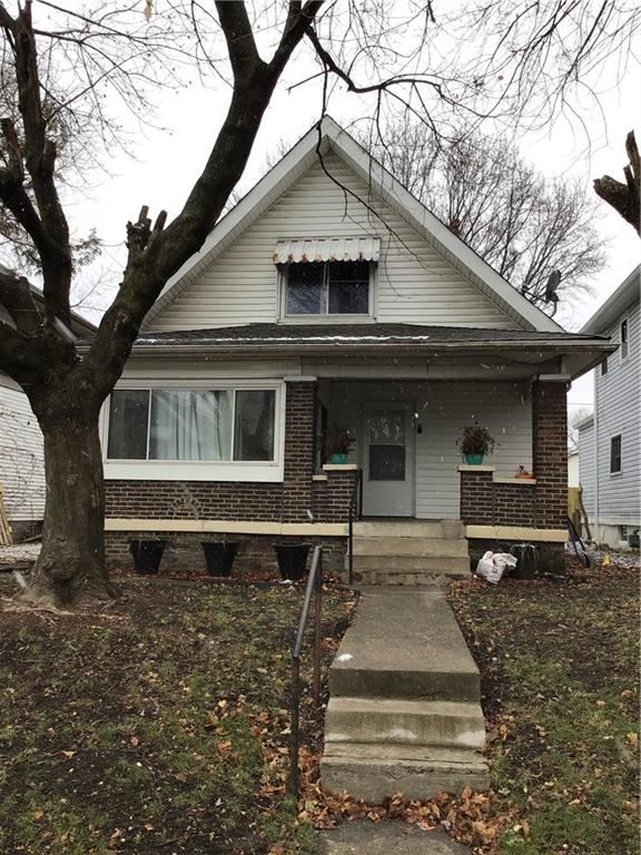 1130 North KEALING Avenue, Indianapolis, IN 46201 - #: 21761030