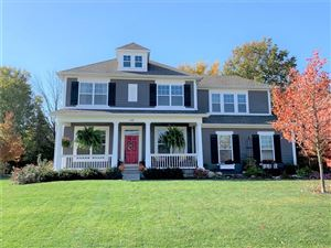 Photo of 3600 OLD QUARRY DR, Zionsville, IN 46077 (MLS # 21670031)