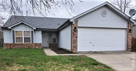 Photo of 5106 HODSON Drive, Indianapolis, IN 46241 (MLS # 21703031)