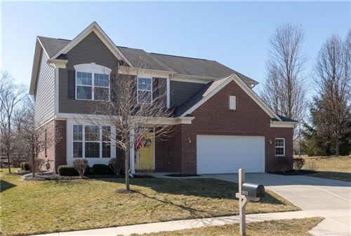 Photo of 5833 Selis Square Court, Noblesville, IN 46062 (MLS # 21768031)