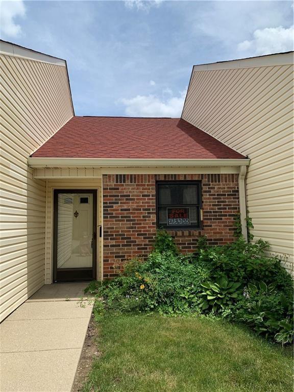6511 Cane Ridge Court, Indianapolis, IN 46268 - #: 21693031