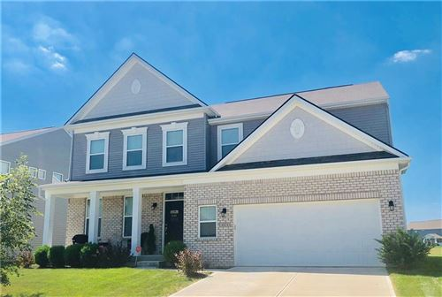 Photo of 4424 Goose Rock Drive, Indianapolis, IN 46239 (MLS # 21712032)