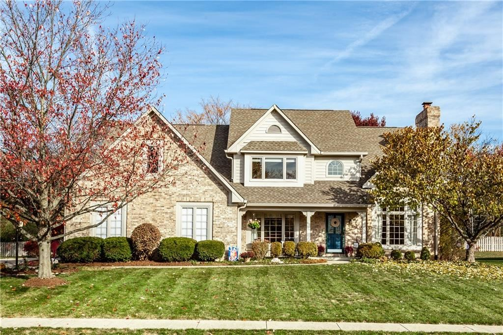 6938 Bluffridge Place, Indianapolis, IN 46278 - #: 21678032