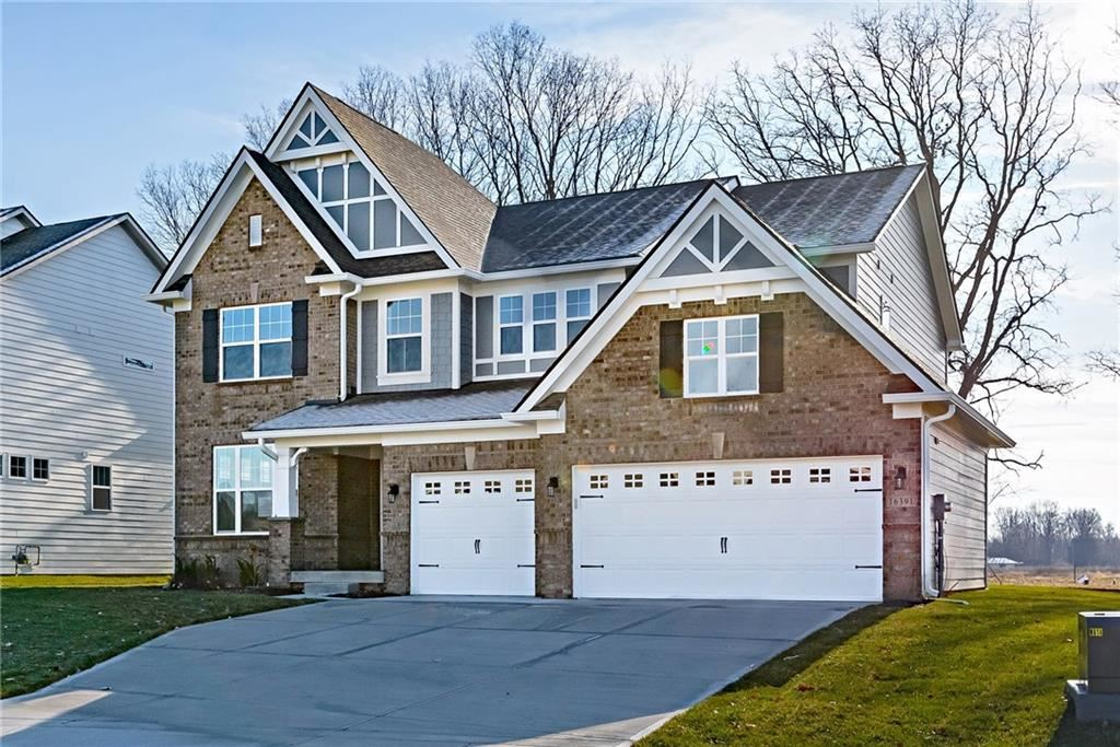 16574 Dominion Drive, Fishers, IN 46040 - #: 21743032