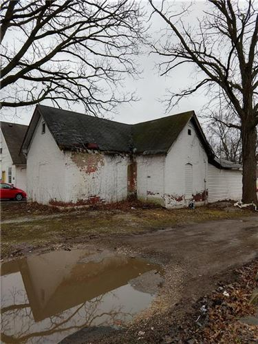 Photo of 3519 East 10th Street, Indianapolis, IN 46201 (MLS # 21755033)