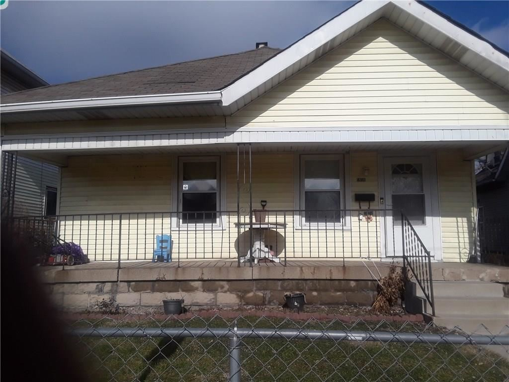 1818 West Vermont Street, Indianapolis, IN 46222 - #: 21616033