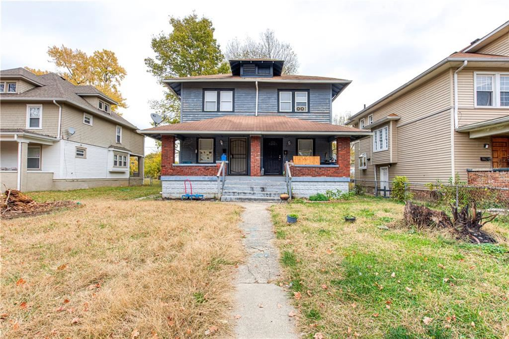 3137 GUILFORD Avenue, Indianapolis, IN 46205 - #: 21749033