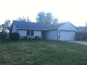 Photo of 3739 Pleasant Lake, Indianapolis, IN 46227 (MLS # 21676035)