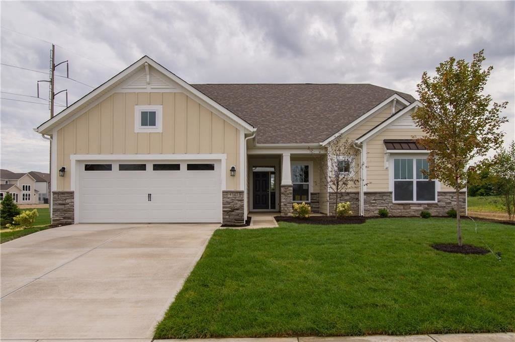 4343 West Fork Drive, Westfield, IN 46062 - #: 21652035