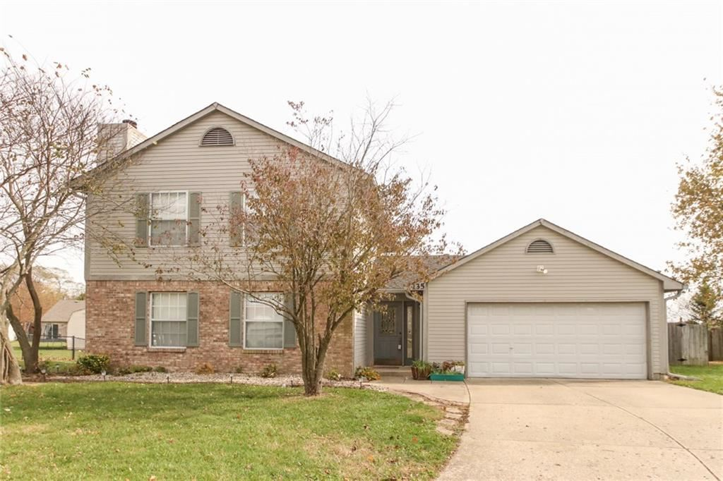 135 Lullaby Court, Greenfield, IN 46140 - #: 21679036