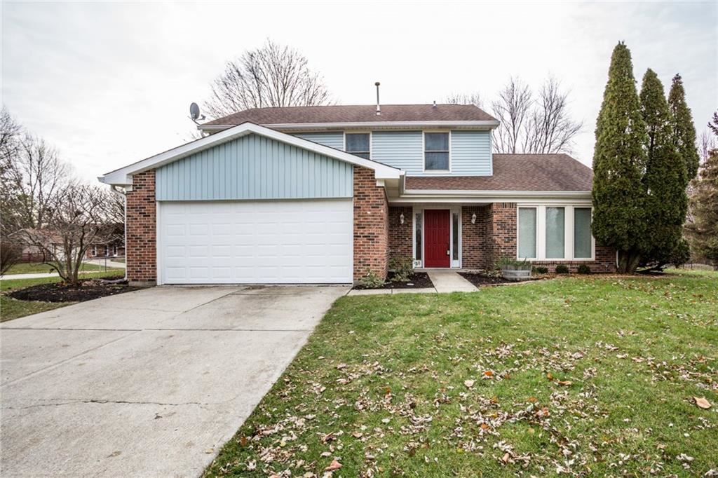 7709 Sunblest Boulevard, Fishers, IN 46038 - #: 21681036