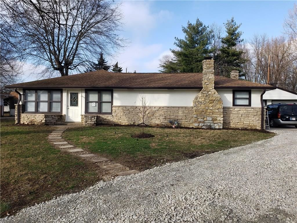 8418 Redfern Drive, Indianapolis, IN 46239 - #: 21690036