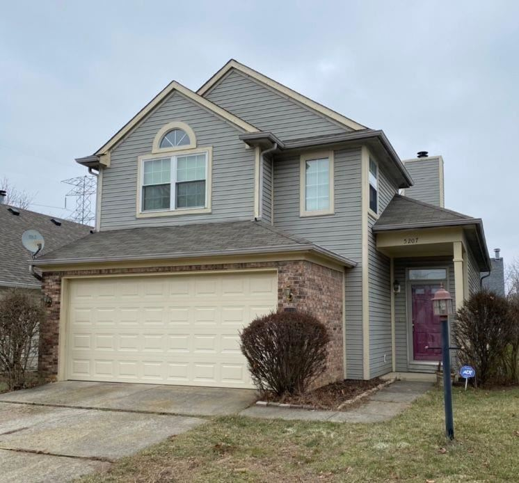 5207 Pin Oak Drive, Indianapolis, IN 46254 - #: 21760036
