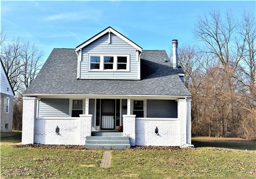Photo of 3440 Forest Manor Avenue, Indianapolis, IN 46218 (MLS # 21687037)