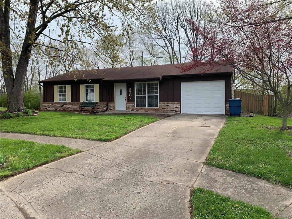 5507 Old Mill Court, Indianapolis, IN 46221 - #: 21705037