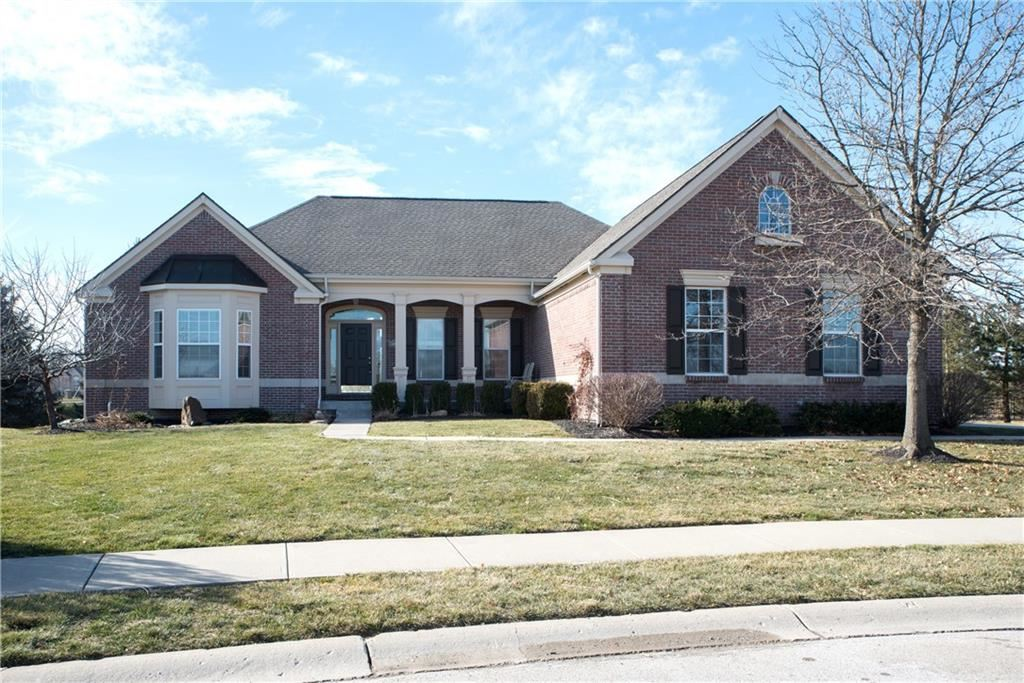 13164 Beckwith Drive, Carmel, IN 46074 - #: 21761037