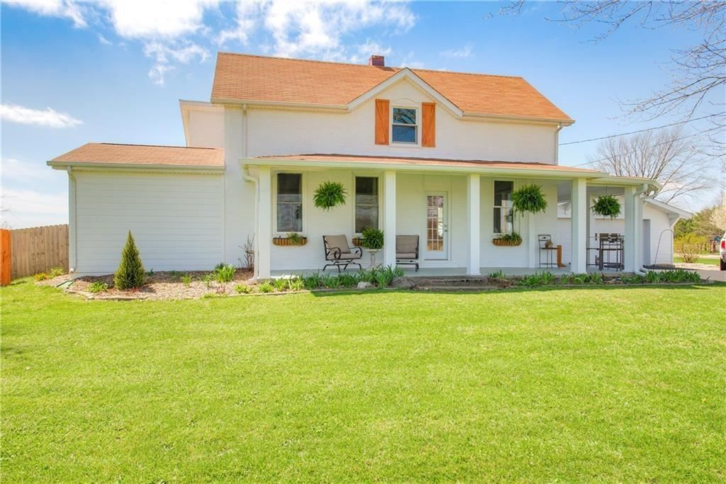4060 South NINEVEH Road, Franklin, IN 46131 - #: 21679038